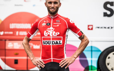 Debiut Tomasza Marczyńskiego z Lotto Soudal w Tour De France