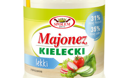 Majonez Kielecki w wersji lekkiej
